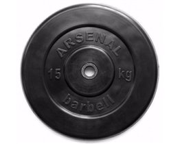 Диск ARSENAL 31 мм 15 кг