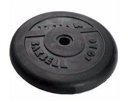 Диск TITAN 26 мм 10 кг