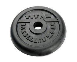 Диск TITAN 26 мм 2.5 кг