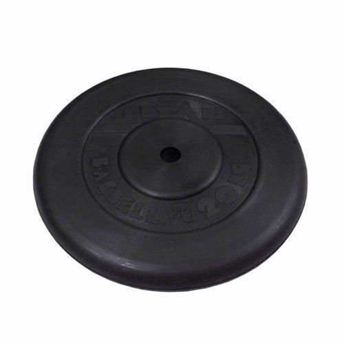Диск TITAN 31 мм 20 кг