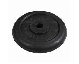 Диск TITAN 31 мм 5 кг