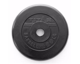 Диск TITAN 51 мм 20 кг