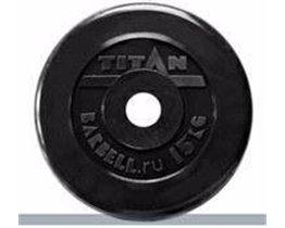 Диск TITAN 51 мм 15 кг