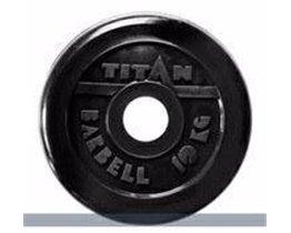 Диск TITAN 51 мм 10 кг