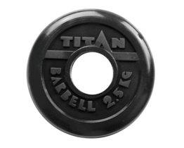 Диск TITAN 51 мм 2.5 кг