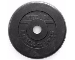 Диск TITAN PROFY 51 мм 20 кг стальная втулка