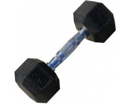 Набор гексагональных гантелей 4-10 кг (шаг 1 кг) по 2 шт., 7 пар