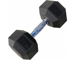 Набор гексагональных гантелей 12,5-32,5 кг (шаг 2,5 кг) по 2 шт., 9 пар