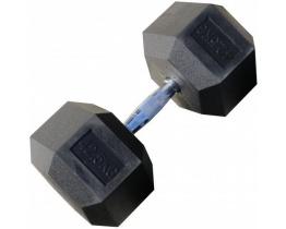 Набор гексагональных гантелей 35-50 кг (шаг 2,5 кг) по 2 шт., 7 пар