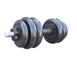 Гантель наборная TITAN 19 кг