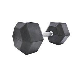 Гантель гексагональная 12,5 кг IK