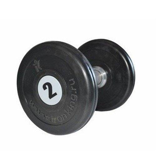 Гантель профессиональная 2 кг