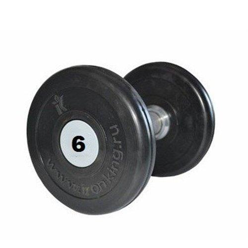 Гантель профессиональная 6 кг